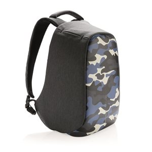 Bobby Compact-Camouflage Blue