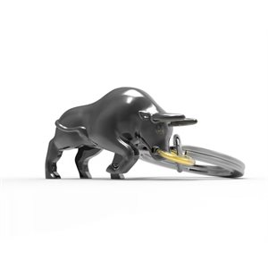 Keychain-Bull