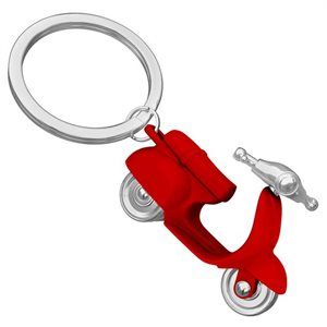Keychain-Scooter Red