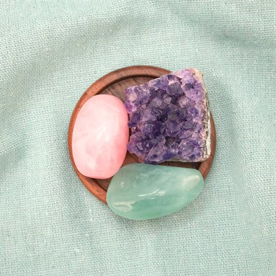 Calm Club-Good Vibes Healing Stones
