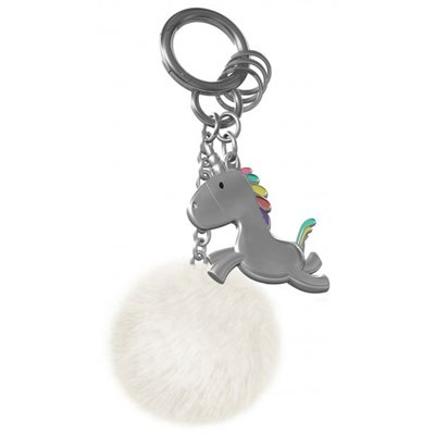 Bag charm-Unicorn